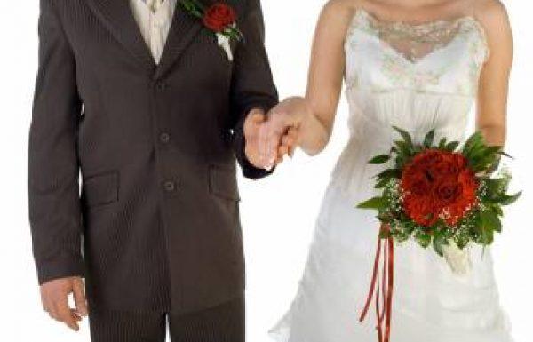שילוב טקס נישואין דתי ואזרחי
